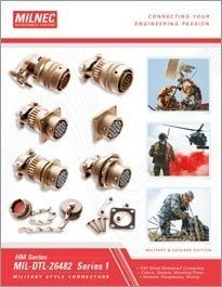 MIL-DTL-26482 Series 1 Connector Catalog