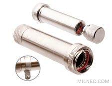 MIL-26482 Shorting Cap Backshell