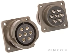 AS95234 Style Reverse Bayonet Connectors | MILNEC