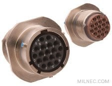 MS3471 Cable Mount Receptacle