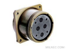MS90555 Wall Mount Receptacle
