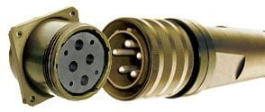 Heavy Duty, 200A Power Distribution Connectors