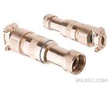 MIL-26482 EMI Backshell