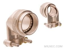 MIL-5015 Right Angle Strain Relief