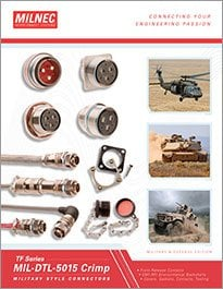 MIL-DTL-5015 Crimp Catalog
