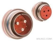 MIL-5015 Self-Locking Plug