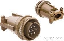 Mil-5015 Plug
