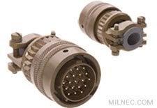MS3126 Straight Plug