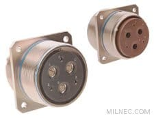 MS3450 Wall Mount Receptacle