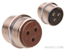 MS3451 Cable Mount Receptacle